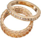 Lauren Conrad Leaf Ring Set