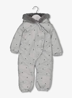 Tu Grey Star Snow Suit