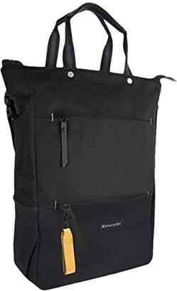 Sherpani Camden (Raven) Cross Body Handbags