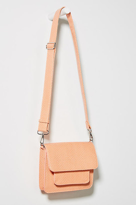Caymen Crossbody Bag By HVISK in Orange Size ALL