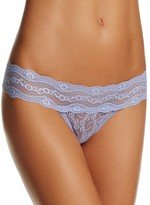 B.Tempt'd Lace Kiss Thong #970182