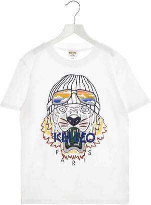 Kenzo Kids tiger T-shirt