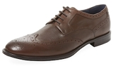 Rush by Gordon Rush Wingtip Derby Shoe