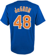 Majestic Kids' Jacob deGrom New York Mets Player T-Shirt