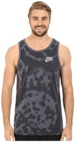 Nike Run Tie-Dye Tank Top