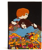 Olympia Le-Tan Romeo and Juliet book clutch