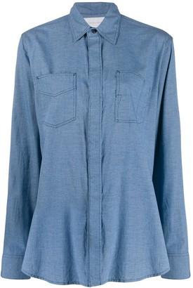 Fumito Ganryu Stitched Shirt
