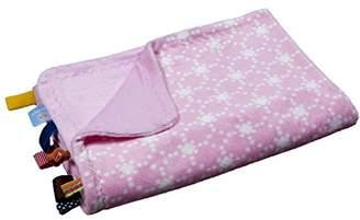 Camilla And Marc Snoozebaby Diamond Crib Blanket (75 x 100 cm, Pink)