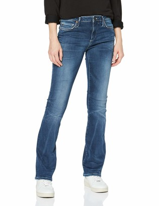 True Religion Women's New Halle Straight Slim Jeans