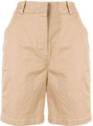 ANNA QUAN Slim Chino Shorts