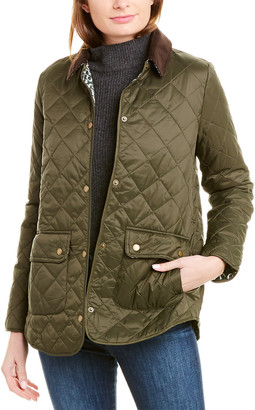 Barbour Naomi Quilted Coat