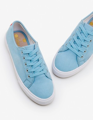 Boden Canvas Sneakers