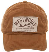 Bioworld Westworld Patch Baseball Cap