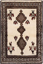 """F.J. Kashanian Persia Hand-Knotted Rug (2'1""""x3'1"""")"""