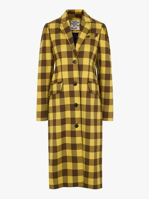 Baum und Pferdgarten Daphnie Coat Brown Golden Check - 34