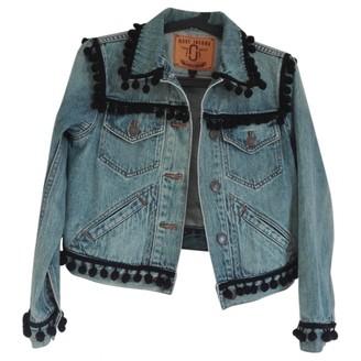 Marc Jacobs Blue Denim - Jeans Leather jackets