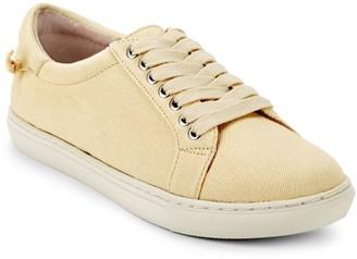 J/Slides Cameron Lace-Up Denim Sneakers