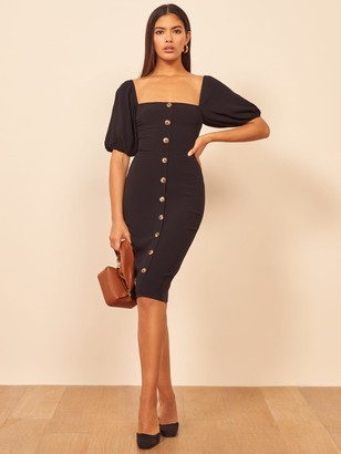 Reformation Charlize Dress