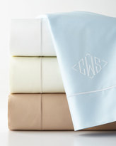 Sferra Twin Marcus Collection 400TC Solid Sheet Set