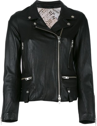 S.W.O.R.D 6.6.44 Impact biker jacket