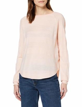 Vero Moda Women's Vmcava Ls Structure Blouse Noos T-Shirt
