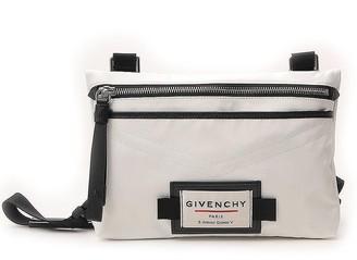Givenchy Logo Patch Shoulder Bag
