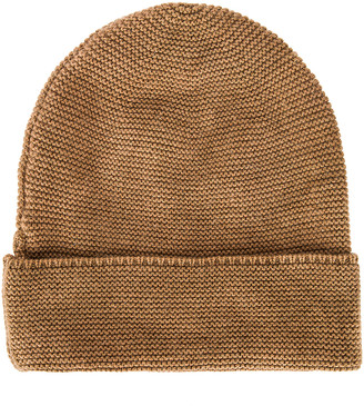 Cotton Citizen Andes Beanie in Toffee Mirage | FWRD
