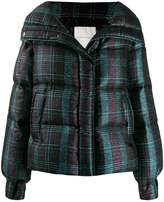 Marco De Vincenzo hooded padded jacket