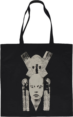 Drkshdw Printed Shopping Tote