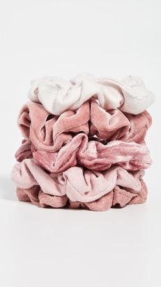 Kitsch Matte Velvet Scrunchies