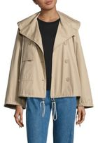 See by Chloe Cotton Swing Jacket