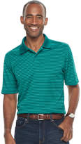 Croft & Barrow Men's Cool & Dry Classic-Fit Striped Performance Polo