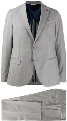 Manuel Ritz two-piece regular-fit suit