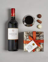 Marks And Spencer Bordeaux & Italian Chocolates