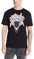 Crooks & Castles Mens Iron Bandusa Short-Sleeve Shirt