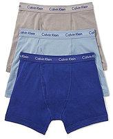 Calvin Klein Cotton Stretch 3-Pack Boxer Briefs