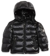 Moncler Toddler Boy's Maya Hooded Down Jacket