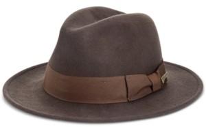 Indiana Jones Men's All-Season Water-Repellent Safari Hat