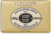L'Occitane Shea Butter Extra Gentle Soap - Milk 250g