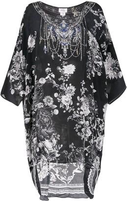 Camilla Moonshine Bloom high low dress