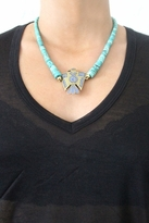 Vanessa Mooney Visions Of You Statement Necklace in Multi