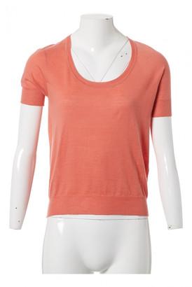 Hermes Pink Cashmere Tops