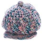 Missoni Knit Golf Cap