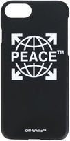 Off-White peace print iPhone 7 case