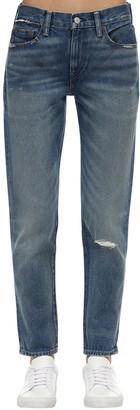 Polo Ralph Lauren Cropped Cotton Denim Jeans