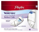 Playtex Baby VentAire Complete Tummy Comfort 6oz 3 Pack Baby Bottle