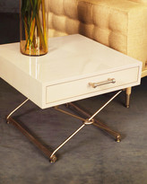 Badgley Mischka Home Palisades Accent Table