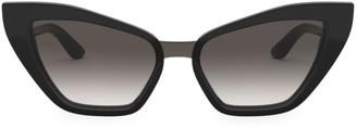 Dolce & Gabbana 29MM Cat Eye Sunglasses