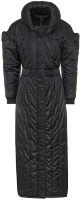 Marine Serre Puffer coat