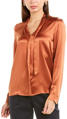 Max Mara Carezza Silk Shirt